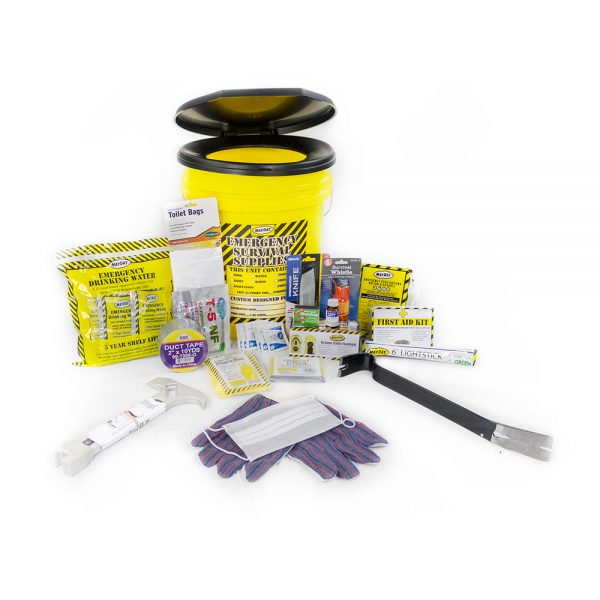 Best Emergency Survival Bucket